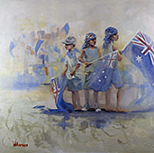 AUSTRALIA DAY by Jan Williamson